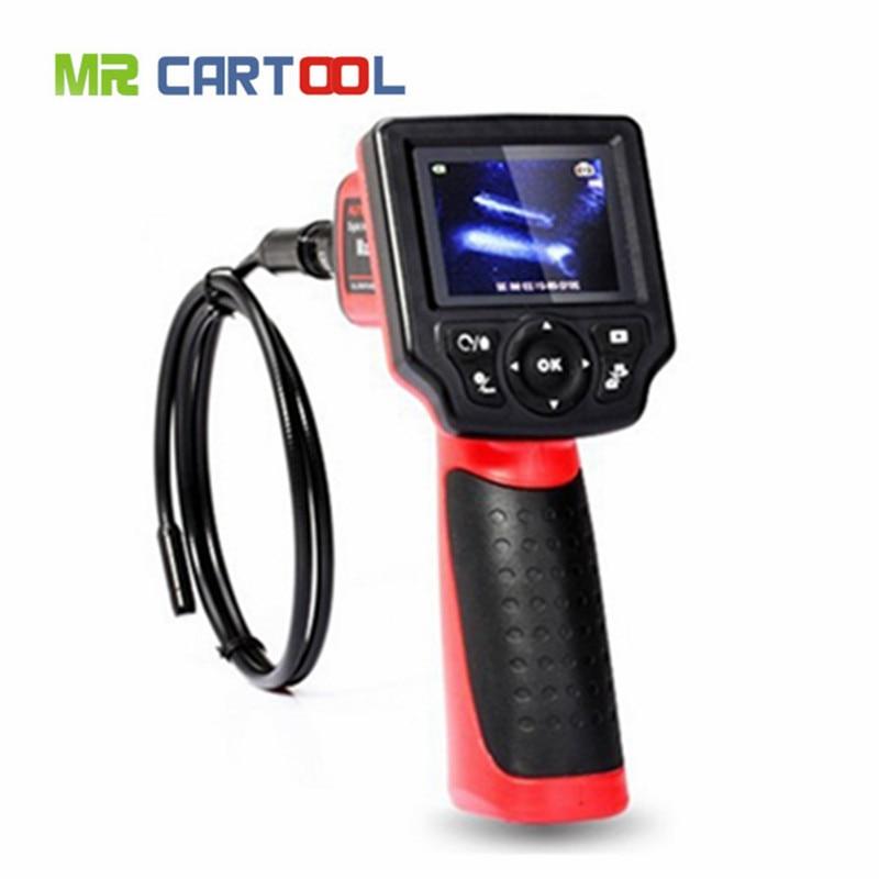 Цена за 100% Оригинал Autel Maxivideo MV208 Цифровая Инспекция Videoscope Диагностический Boroscope Эндоскопа Камеры 8.5 мм бесплатная доставка
