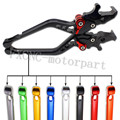 FXCNC New Design 3D Handle Skeleton Adjustable Motorcycle long Brake Clutch Levers Fit For HONDA VFR 1200/F	2010-2016