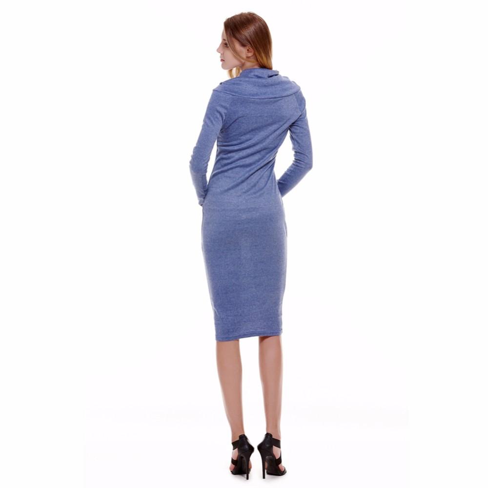 2017 Summer & Autumn Women floral off shoulder Dress Black Long Sleeve Sexy Party Dress robe femme Bodycon Office Dress Vestidos 7