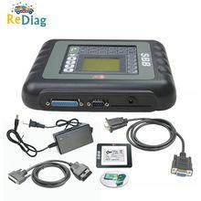 למעלה איכות מקצועי Silca SBB V33.02 אוטומטי מפתח מתכנת multi langauge sbb רכב מפתח מתכנת V33.02 משלוח חינם