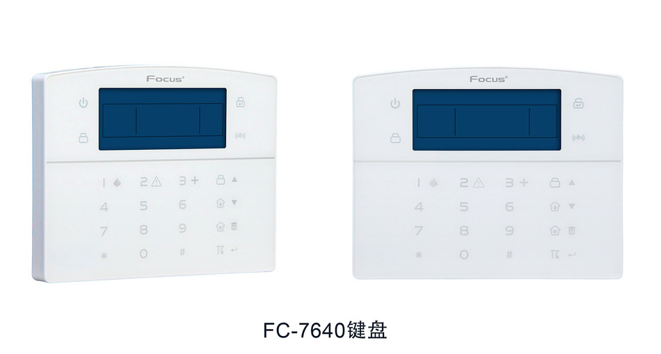FC-7640-Keypad