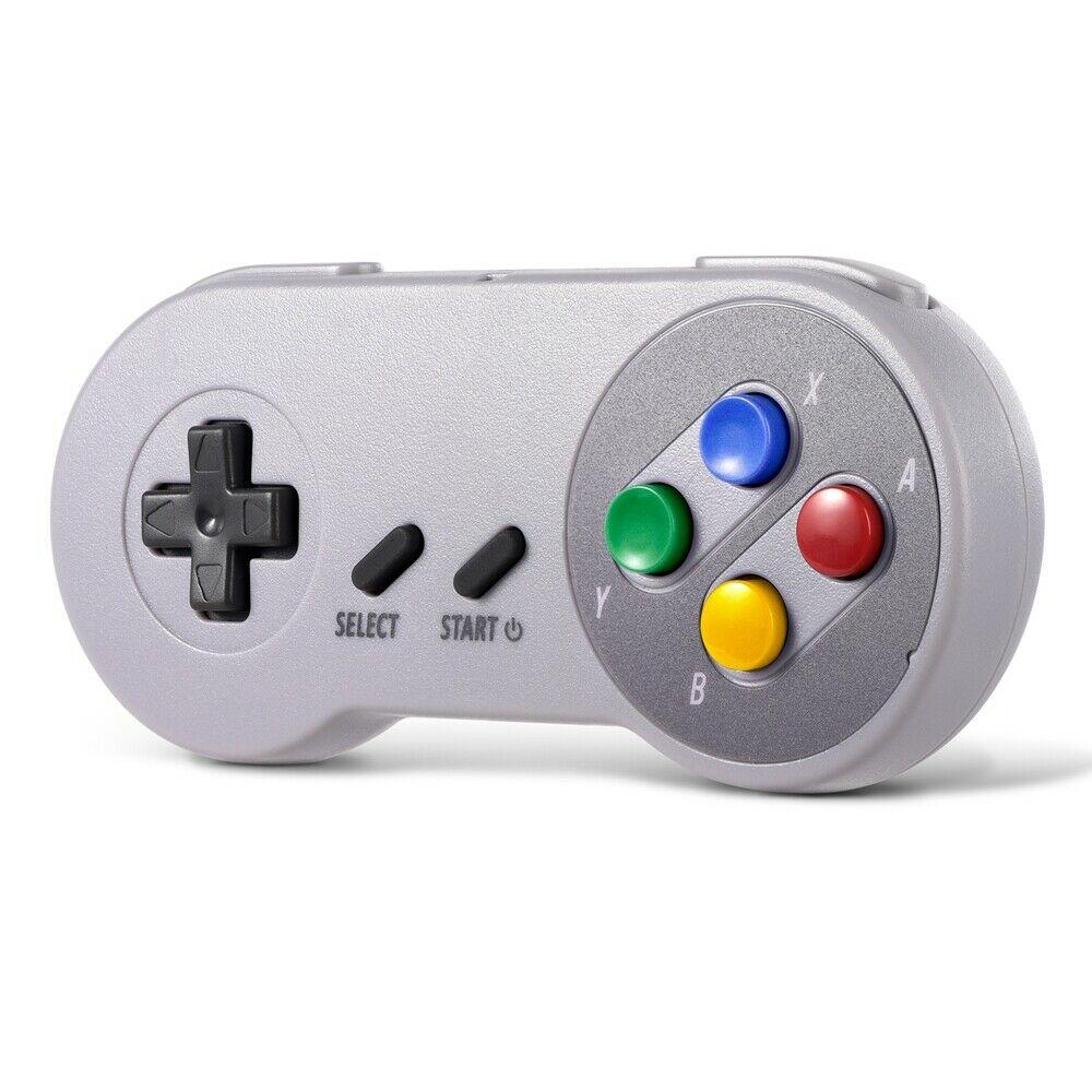 Wireless Gamepad game controller joypad joystick SNES 2.4G for Nintendo classic MINI game accessoires (1)