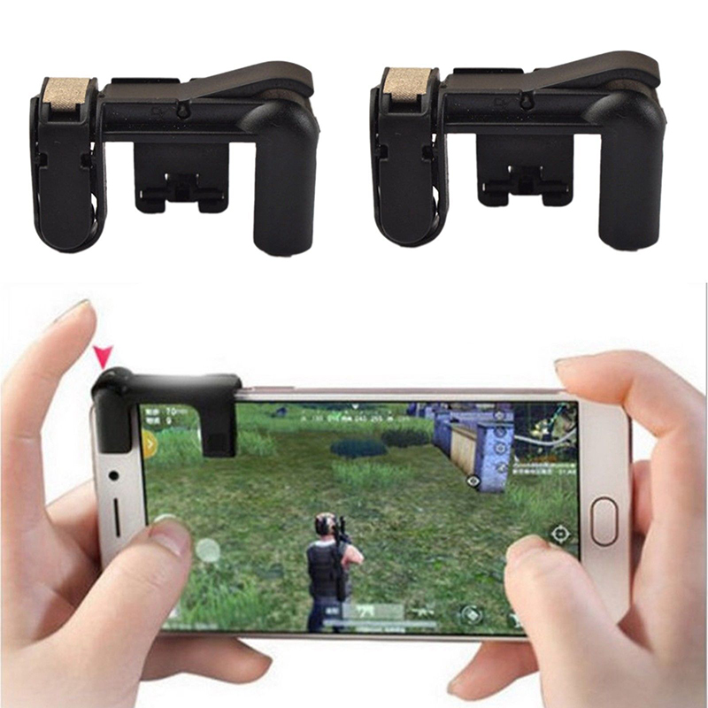Mobile Game Controller for STG FPS TPS Mobile Phone Shooting Games gamepad Accessories Physical Joysticks Controller Assist Tool