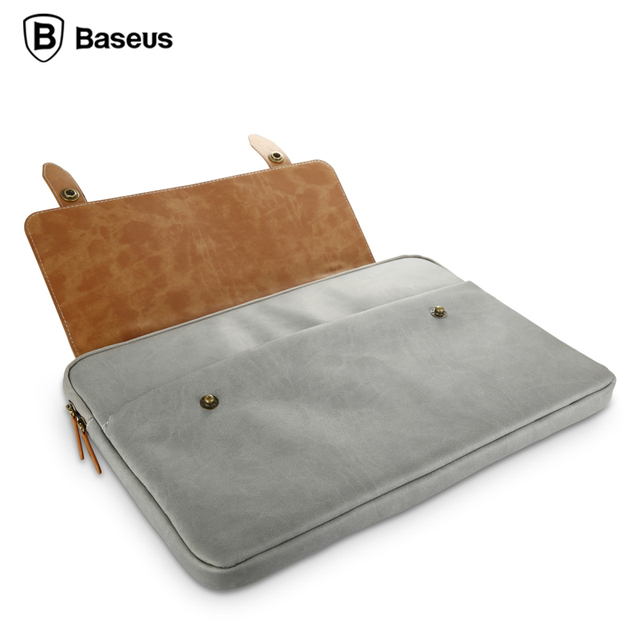 Universal Portable Soft Protective Bag for Laptop, Tablet, iPad Pro and Devices Under 14-Inch by Baseus 2