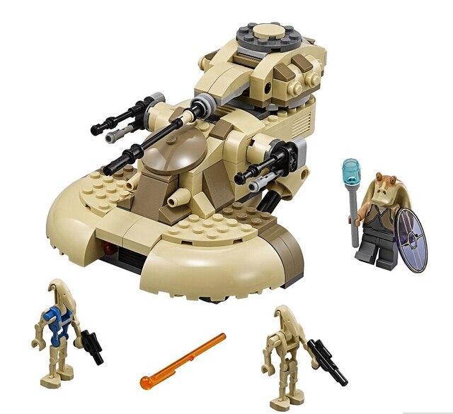 Star Wars Aat Tank Block Set Building Brick Starwars Toy Compatible