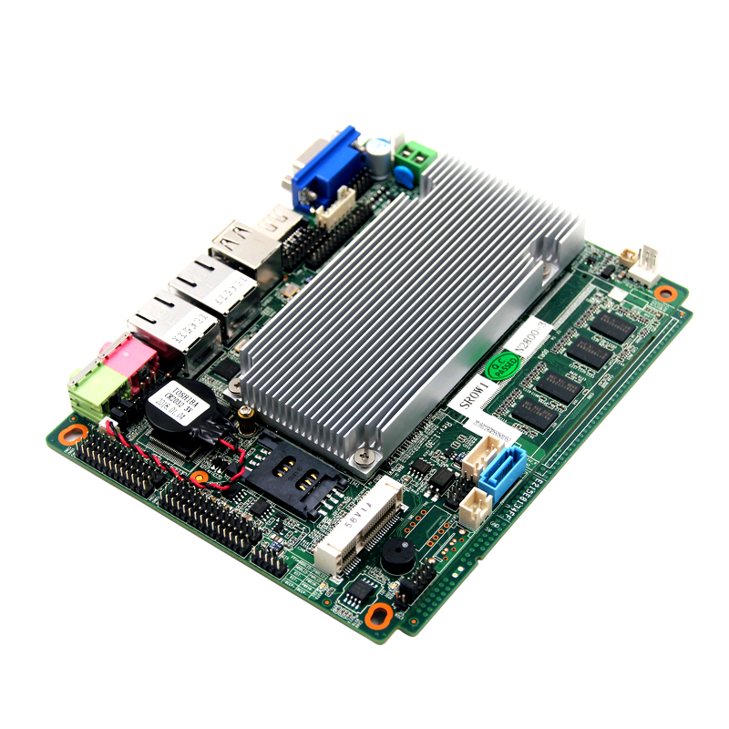 Security system motherboard D2550 run standalone mainboard Support WIFI 3G SIM card Promotional price !!! ...