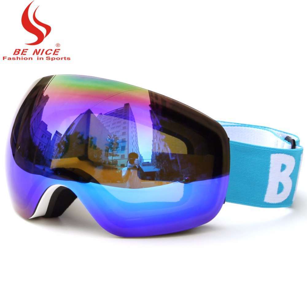 be nice ski goggles  Aliexpress.com : Buy BE NICE professional snowboards high coverage ...