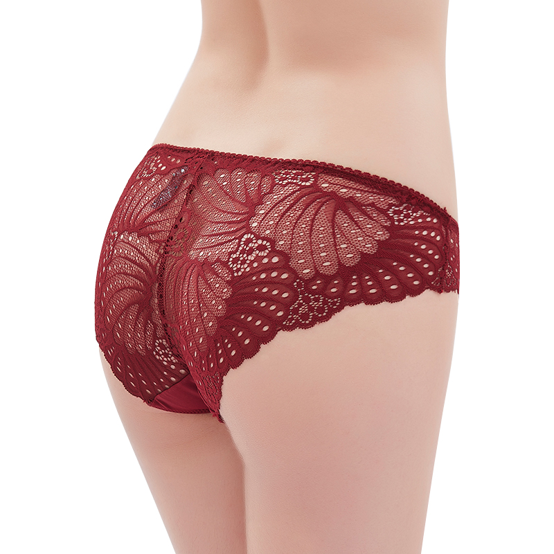 M-XXXL!sexy Panties Seamless Women Breathable Women's Briefs Female Lace Underwear Ultra Thin Lady  Lingerie 2018 Factory