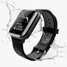 Купить с кэшбэком Q58 Smart Watch Intelligent Bracelet Fitness Tracker Band Pedometer Wristband Blood Pressure Heart Rate Monitor