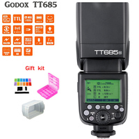 Godox TT685N 2 4G Wireless Flash Master Slave Mode 1 8000s HSS TTL Auto Speedlite For