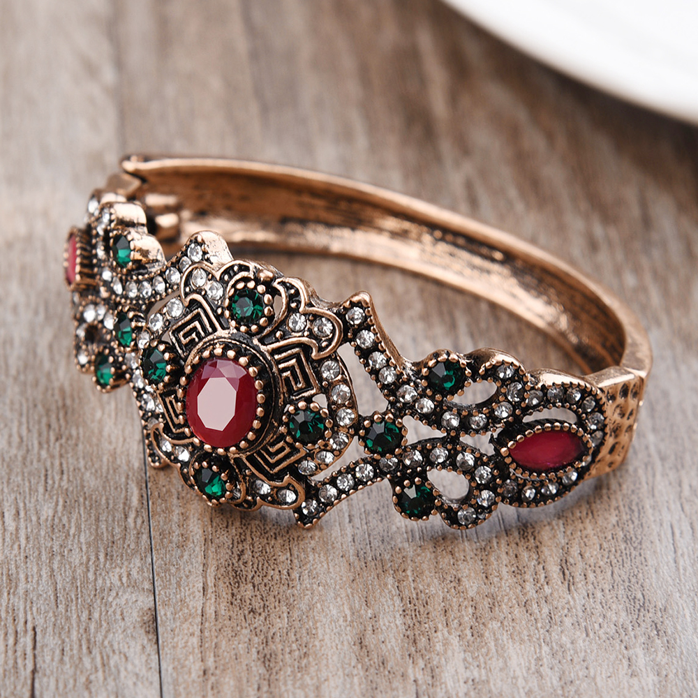 joyme luxury brand bracelet bangles bohemian vintage arm. Black Bedroom Furniture Sets. Home Design Ideas