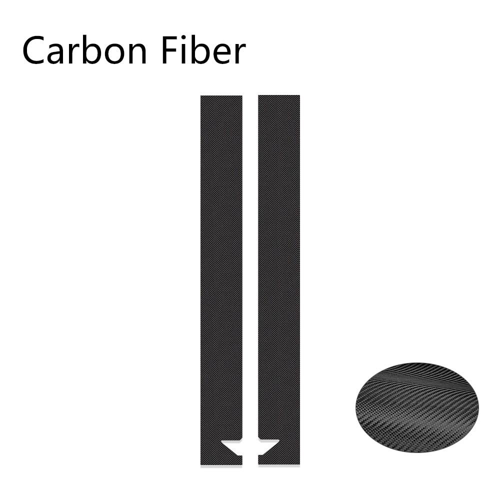 Авто полосы капот наклейки для автомобиля Стайлинг для MINI Cooper S One JCW R55 R56 R60 R61 F54 F55 F56 F60 земляк аксессуары - Название цвета: Carbon Fiber