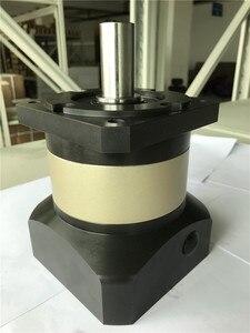 Image 1 - 6 arcmin חסכוני פלנטריים תיבת הילוכים מפחית 3:1 10:1 עבור דלתא 130mm AC סרוו מנוע קלט פיר 22mm