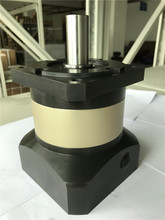 6 arcmin ประหยัดดาวเคราะห์ลดเกียร์ 3:1 to 10:1 สำหรับ delta 130mm AC servo มอเตอร์อินพุตเพลา 22 มม.