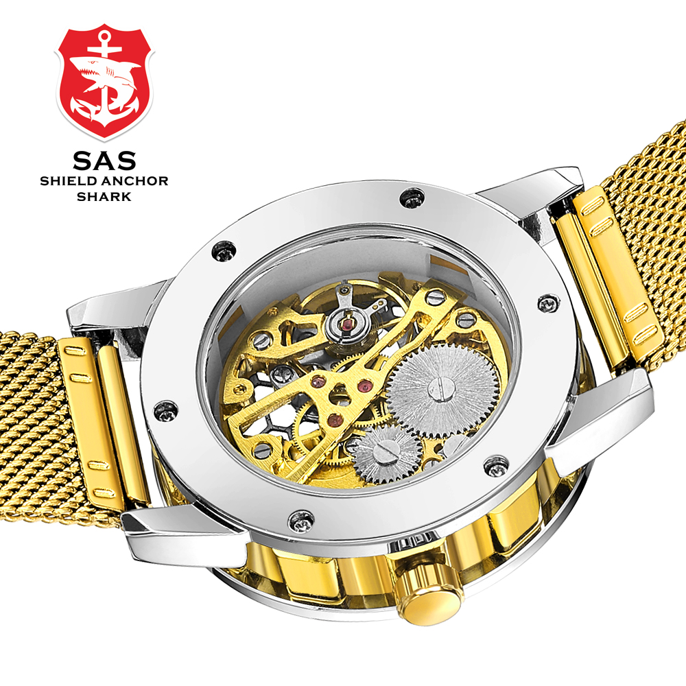 Brand Luxury Men Watch Military Automatic Watch Stainless Steel Casual Sport Business Metal Wristwatch Mechanical Watches Men 5