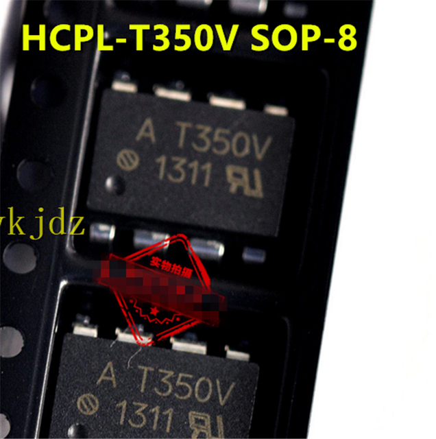 1 teile/los, AT350V HCPL-T350 ACPL-T350V HCPL-T350V DIP-8/SOP-8, neue Original Produkt Neue original schnelle lieferung