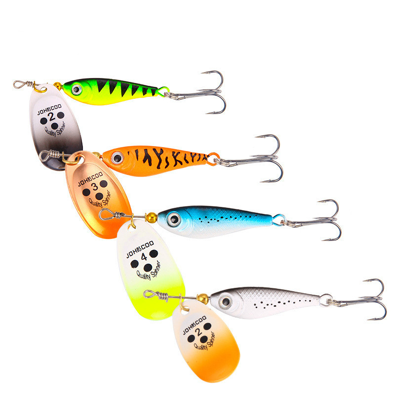 11g/15g/20g Isca Artificial Smart Fishing Bait Lures With Treble Hook Crankbait Fishing Wobblers Hard Bait Bass Spinner Bait