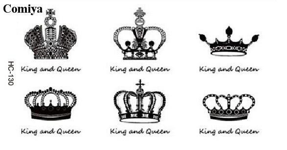 Coronas Rey Tatuajes Diseños Sfb