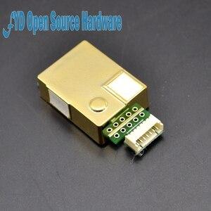 Image 4 - 1 sztuk MH Z19 MH Z19B NDIR CO2 moduł czujnika podczerwieni co2 czujnik 0 2000ppm