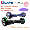50pcs Lot IScooter Hoverboard 2 Wheel Self Balance Electric Scooter Unicycle Standing Smart Skateboard Drift Balancing