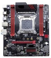 X79 motherboard E5 2680 v2 LGA2011 ATX USB3.0 SATA3 PCI E NVME M.2 SSD Xeon E5 processor 64GRAM