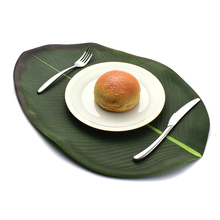 Искусственный лист обеденный стол коврик нескользящий кухонная салфетка-подставка Placemat столовый коврик из ЭВА чашка кофе колодки держатель домашний Декор Горячая