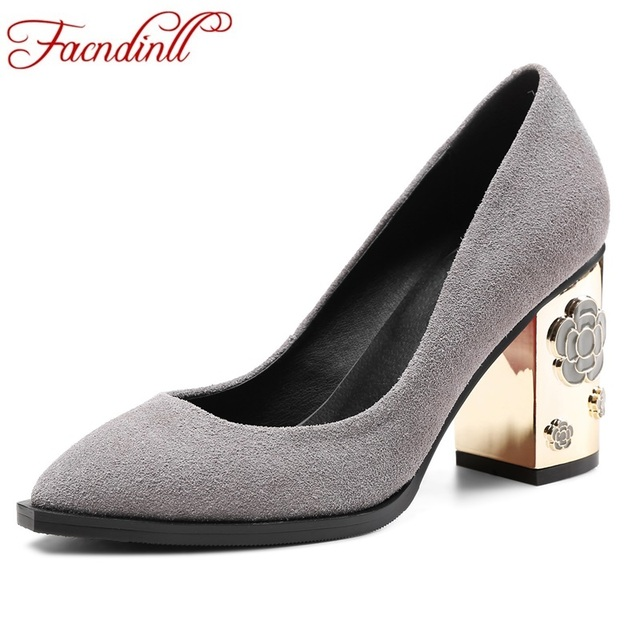 Chaussures de mariage marron Casual fille