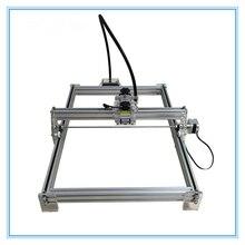 1000 mw Láser Máquina de Grabado de Bricolaje Máquina de Corte Por Láser de Grabado Área 35*50 cm Ajustar la Potencia Del Láser de Software
