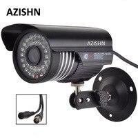 Azishn جديد cmos 700tvl/1000tvl ir فلتر داخلي/ماء 36 قطع ir الرئيسية فيديو مراقبة الأمن cctv كاميرا