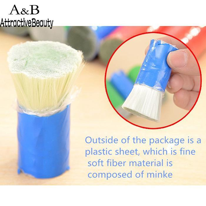 and Steel Cleaner Brush Rust and Stain Remover for Kitchen Cookware Stainless Metal Polisher