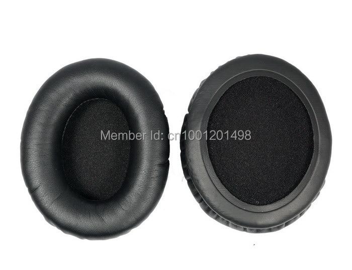 귀 덮개를 교체하십시오. Sennheiser HD485 MM550 PX360 HD465 헤드셋 용 귀마개 용 귀마개 (헤드폰 쿠션)