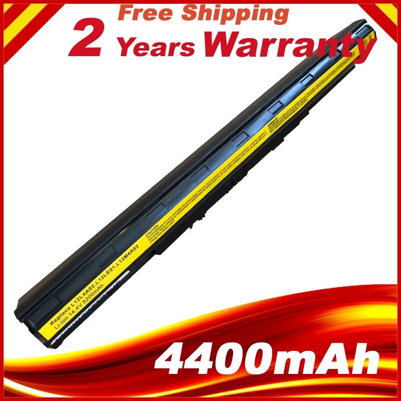 HSW  8 Cell Battery For Lenovo For IdeaPad G400s G410s G500s S510p Z710 G50-70 Z50-70