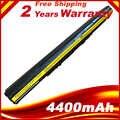 HSW 8 ячеек Батарея для lenovo для IdeaPad G400s G410s G500s S510p Z710 G50-70 Z50-70