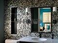 Schwarz perlmutt fliesen luxus fliesen für küche backsplash und bad wand und boden|bathroom wall|mother of pearl tilesmother of pearl -
