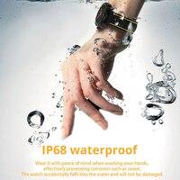 men waterproof SKY 1 Smart Watch Men IP68 Waterproof Heart rate Activity Fitness Tracker Smartwatch Clock for android apple phone (5)
