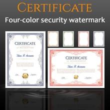 CUCKOO 1 шт. сертификат творческое назначение письмо разрешения обучение окончание долевого вложения A4 ядро пустой