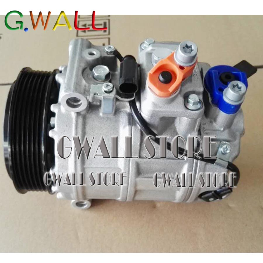 New Auto A/C AC Compressor For Mercedes Benz Sprinter Mercedes Vito 639 2.2 CD W203 Sprinter 906 OEM NO: A0002306511 A0002309011