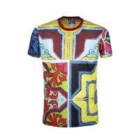 Men T Shirt Camisa Masculina Tee Shirt Homme Short Sleeves T Shirt Printed Tees Casual Tshirt