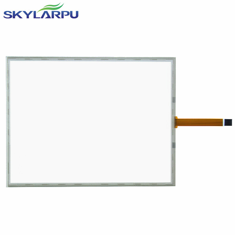 skylarpu Touch screen digitizer panel for LXE VX9 Forj rugged wireless vehicle-mount computers Free shipping