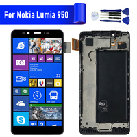 For Nokia Lumia 950 lcd display screen Replacement For NOKIA Microsoft Lumia 950 Display lcd screen module