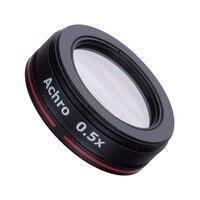 AmScope 0.5X Objetiva para PM Série Microscópios CMO PMX05