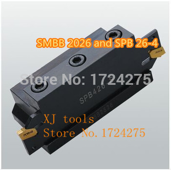 Free delivery of SPB26-4 NC cutter bar and SMBB 2026 CNC turret set for SP400/ZQMX4N-11-1E  CNC blade