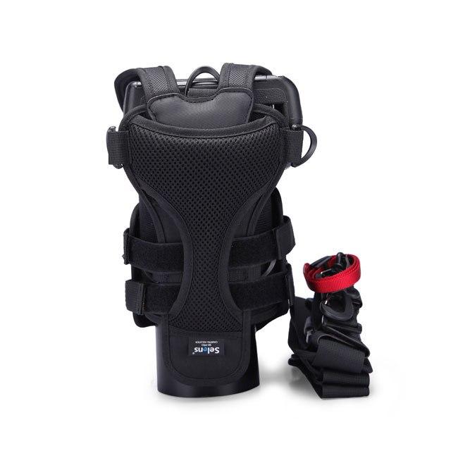 Selens SE-01CH DSLR caméra sac housse de protection bande réglable pour DSLR reflex Canon nikon DSLR D90 D750 D5600 D5300 D5100 - 6