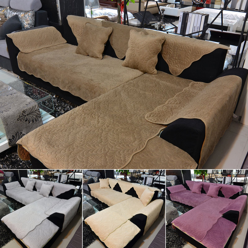Leather Recliner Couch Covers 70180cm 1pc American