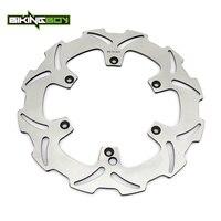 BIKINGBOY Front Brake Disc Rotor Disk For KTM 125 EXC 98 16 /Sixdays 09 15 125 GS 93 97 125 MX 92 125 SX 93 18 125 SXS 2000 2010