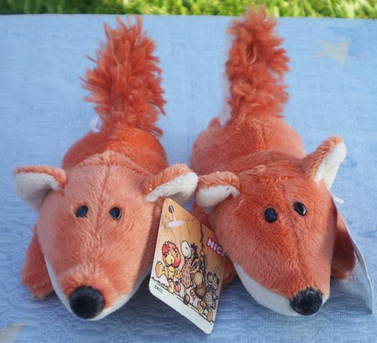 Fridge Magnet Novelty Gift Plush toys  Baby doll Refrigerator Stick Plush toys catton Stuffed animals