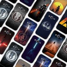 Star Wars Jedi Case Cover for Samsung Galaxy J1 J3 J2 J5 J7 Prime 2016 2017