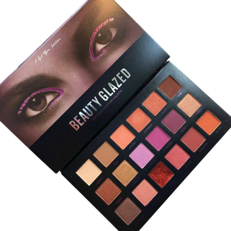 Beauty Essentials Eye Shadow Cooperative Glitter Diamond Eyeshadow Palette Cosmetic Shimmer Makeup Kit Sexy Party Charming Eye Beauty Easy To Repair