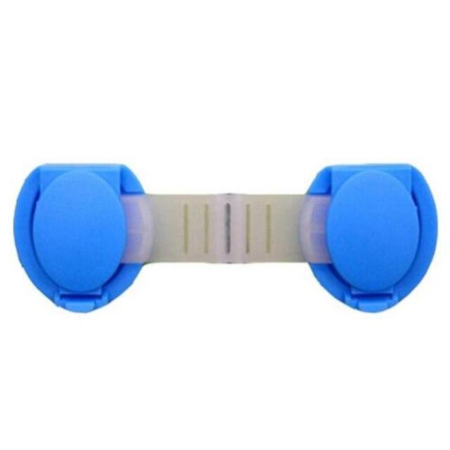10Pcs//Lot Enfant Verrou Protection des enfants de verrouillage portes for Children/'s S NT