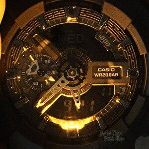 Image 3 - Đồng hồ đeo tay nam Casio G SHOCK sang trọng hàng đầu 200m Chống nước thể thao thạch anh Đồng hồ Auto LED relogio kỹ thuật số g sốc Đàn ông quân đội Đồng hồ đeo tay lớn chống sốc Đồng hồ đeo tay lặn Đồng hồ đeo tay